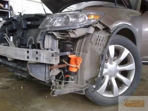 Установка пневмосистем на авто