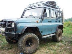 УАЗ-315195 Hunter
