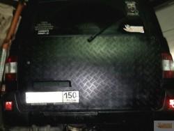 Подготовка автомобилей семейства УАЗ Патриот