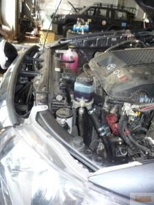 Подготовка Toyota Hilux (Тойота Хайлюкс)
